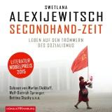 Hörbuchcover  - Secondhand-Zeit