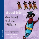Hörbuchcover  - Jim Knopf und die Wilde 13 - Die Komplettlesung