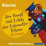 Hörbuchcover  - Jim Knopf und Lukas der Lokomotivführer - Das Hörspiel