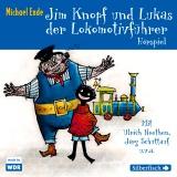 Hörbuchcover  - Jim Knopf und Lukas der Lokomotivführer - Das WDR-Hörspiel