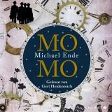 Hörbuchcover  - Momo - Jubiläumsausgabe