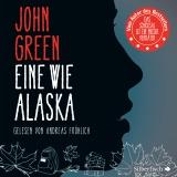Hörbuchcover  - Eine wie Alaska