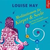 Hörbuchcover  - Meditationen für Körper und Seele