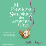Hörbuchcover  - Mr. Peardews Sammlung der verlorenen Dinge