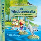 Hörbuchcover  - Gefahr für den Inselwald!
