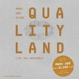 Hörbuchcover  - QualityLand