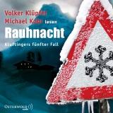 Hörbuchcover  - Rauhnacht