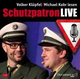 Hörbuchcover  - Schutzpatron LIVE