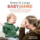 Hörbuchcover  - Babyjahre