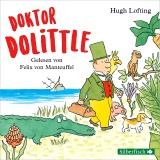 Hörbuchcover  - Doktor Dolittle