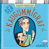 Hörbuchcover  - Der Kaugummigraf