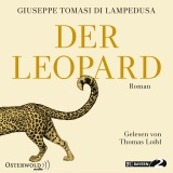 Hörbuchcover  - Der Leopard