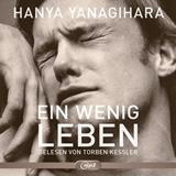Hörbuchcover  - Ein wenig Leben
