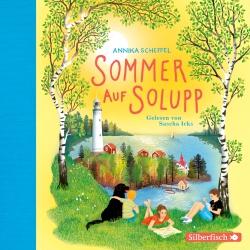 Hörbuchcover Scheffel - Sommer auf Solupp