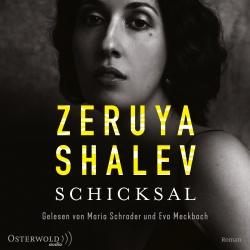 Hörbuchcover Shalev - Schicksal