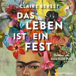 Hörbuchcover  Berest - Das Leben ist ein Fest