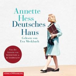 Hörbuchcover Hess - Deutsches Haus