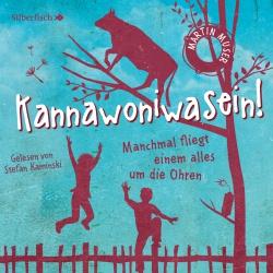 Hörbuchcover Muser  - Kannawoniwasein - Manchmal fliegt einem alles um die Ohren