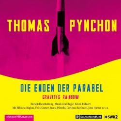 Hörbuchcover Pynchon - Die Enden der Parabel