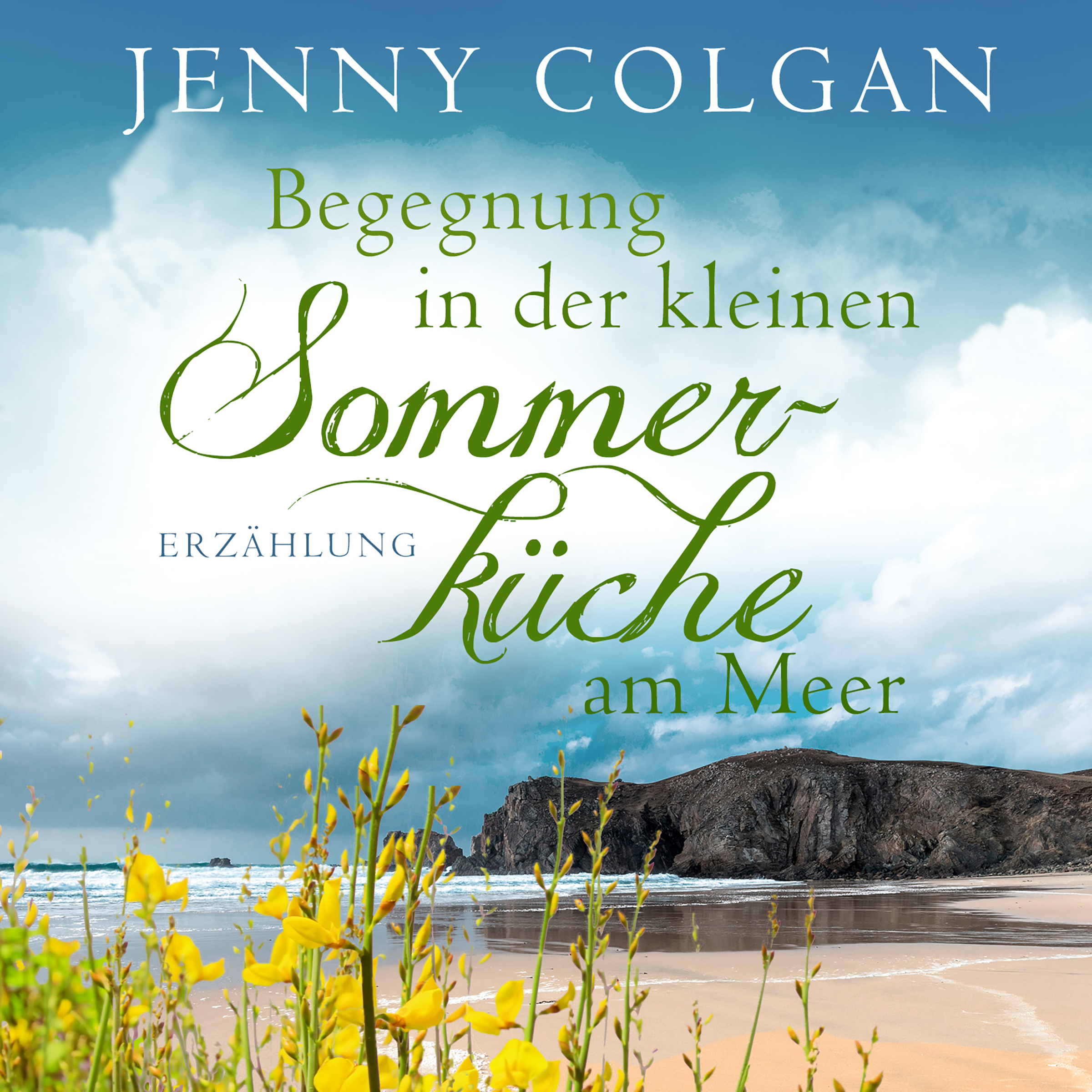 Hörbuch: Jenny Colgan - Begegnung in der kleinen Sommerküche am Meer -