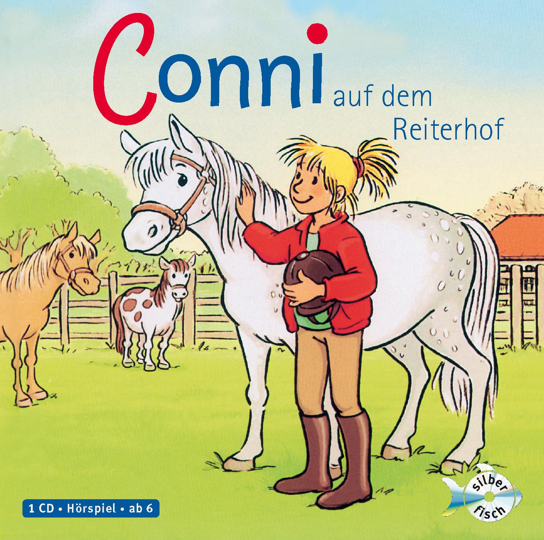hörbuch: boehme - conni auf dem reiterhof