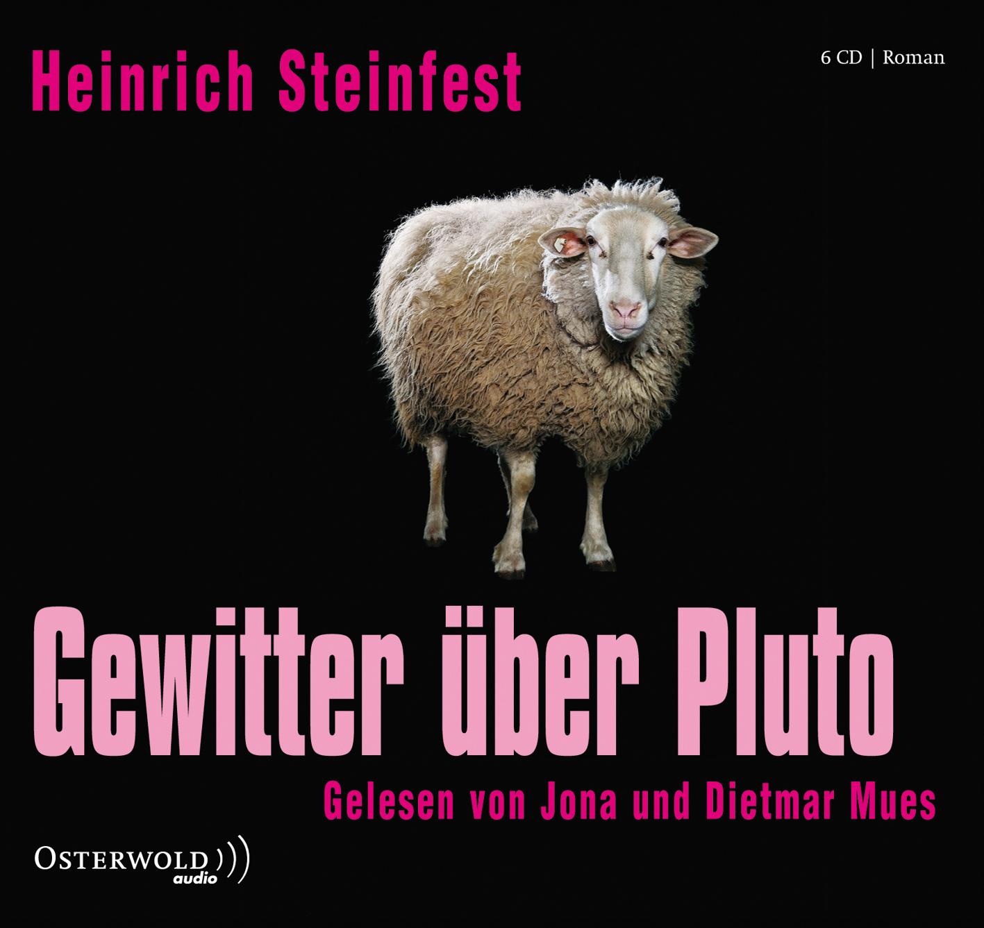 Gewitter über Pluto