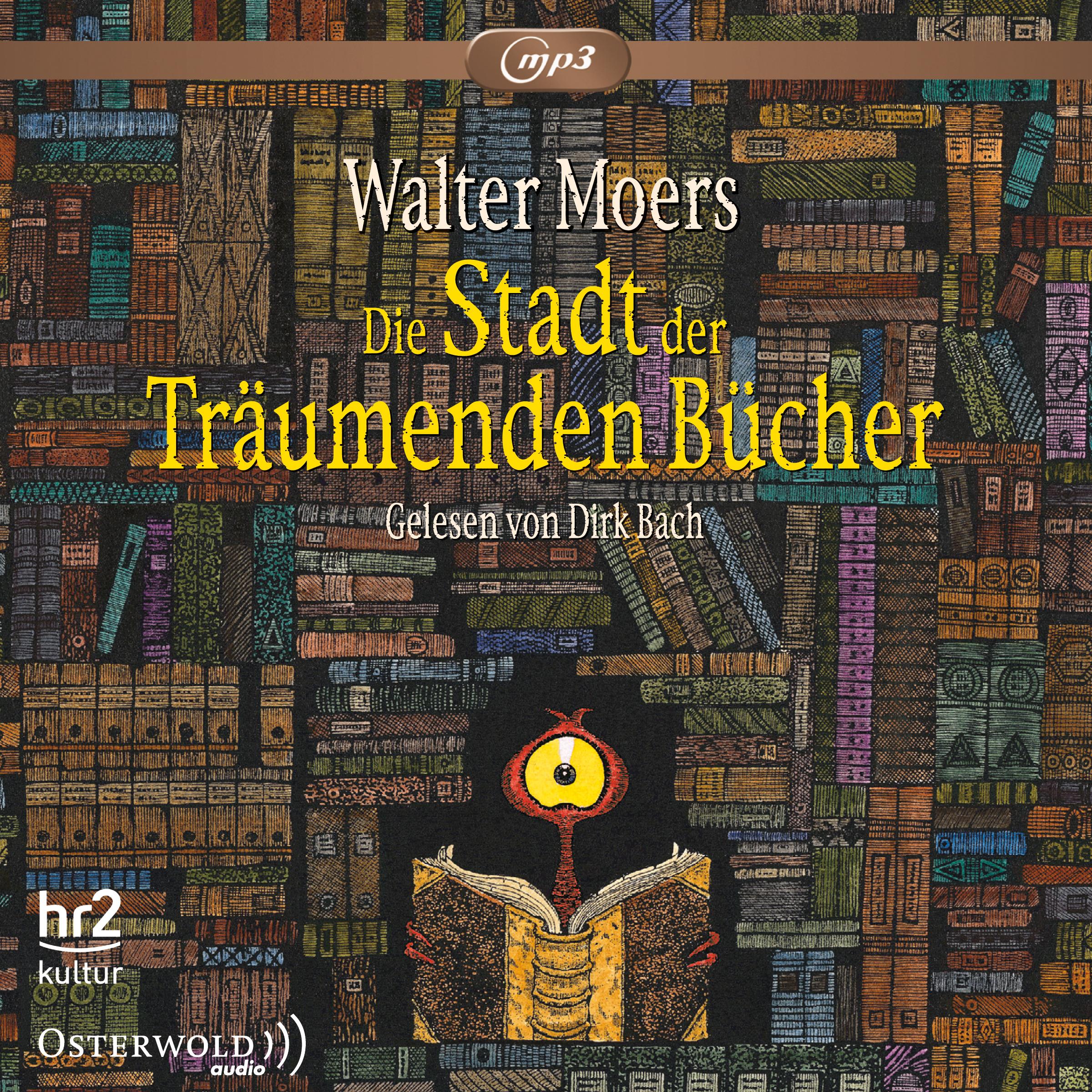 Hörbuch: Moers - Die Stadt der Träumenden Bücher