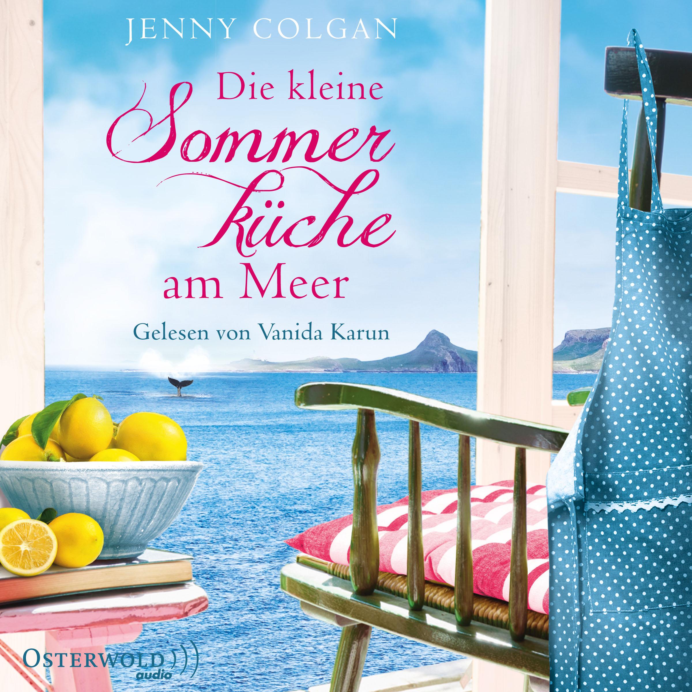 Hörbuch: Jenny Colgan - Die kleine Sommerküche am Meer -
