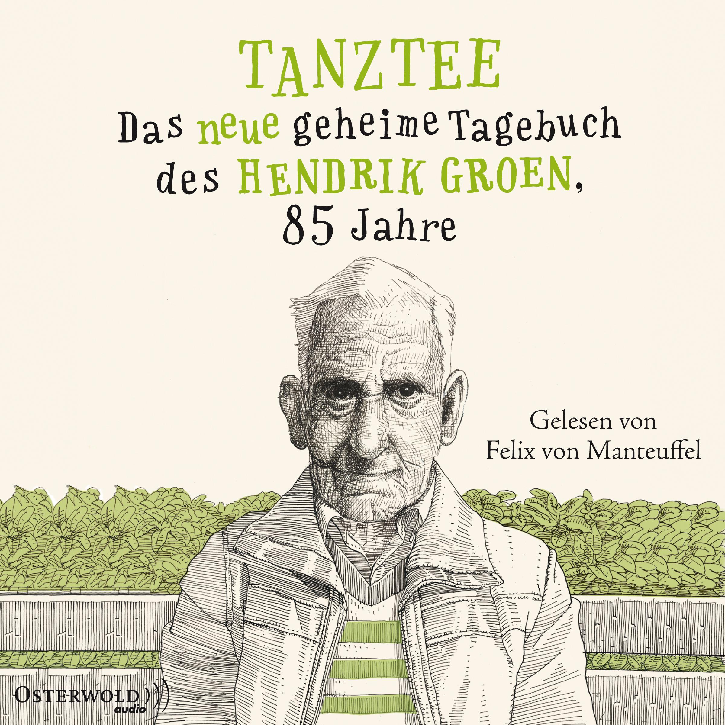 Hörbuch: Groen - Tanztee