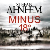 Hörbuchcover Ahnhem - Minus 18 Grad