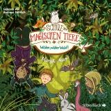 Hörbuchcover  Auer - Wilder, wilder Wald!
