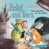 Hörbuchcover  - Nickel & Horn