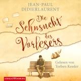 Hörbuchcover  - Die Sehnsucht des Vorlesers