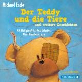 Hörbuchcover  - Der Teddy und die Tiere und weitere Geschichten