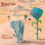 Hörbuchcover  - Die musikalischen Fabeln