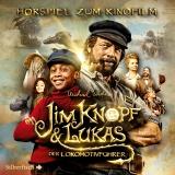 Hörbuchcover  - Jim Knopf und Lukas der Lokomotivführer - Das Filmhörspiel