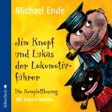 Hörbuchcover  - Jim Knopf und Lukas der Lokomotivführer - Die Komplettlesung