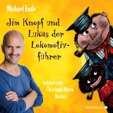 Hörbuchcover  - Jim Knopf und Lukas der Lokomotivführer - Die ungekürzte Lesung