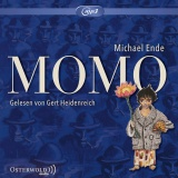 Hörbuchcover  - Momo