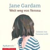 Hörbuchcover Gardam - Weit weg von Verona