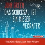 Hörbuchcover Green - Das Schicksal ist ein mieser Verräter - Die ungekürzte Lesung