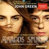 Hörbuchcover  - Margos Spuren - Die Filmausgabe