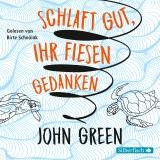 Hörbuchcover Green - Schlaft gut, ihr fiesen Gedanken