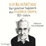 Hörbuchcover  - Eierlikörtage