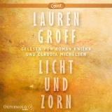 Hörbuchcover Groff - Licht und Zorn
