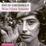 Hörbuchcover Grossman - Was Nina wusste