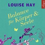 Hörbuchcover  - Balance für Körper und Seele