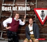 Hörbuchcover Kobr - Best of Klufti