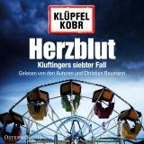Hörbuchcover Kobr - Herzblut
