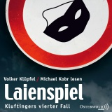 Hörbuchcover Kobr - Laienspiel
